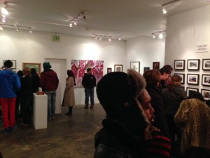 Vulcan Artists Group Show