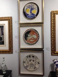 Plates -  Pablo Picasso